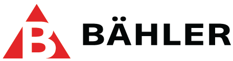 Bähler English Logo